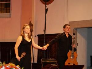 Alla Tolkacheva & Manuel Munoz