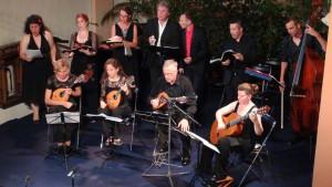 Canto Allègre et musiciens