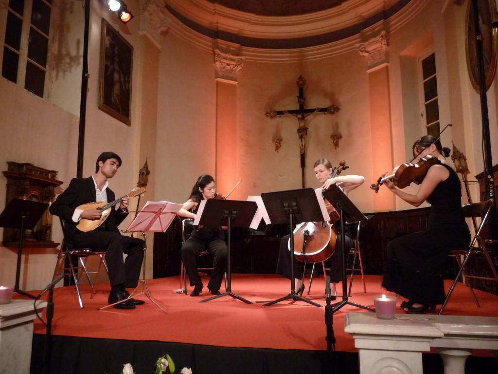 A.Sariel & String Trio
