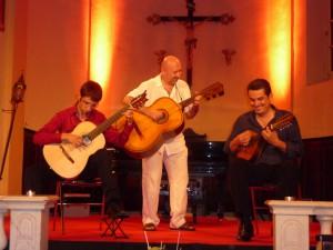 Ricardo Sandoval & Matthias Collet, Nelson Gomez