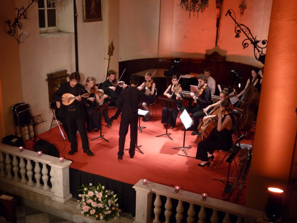 V.Beer-Demander & International Hannover Ensemble